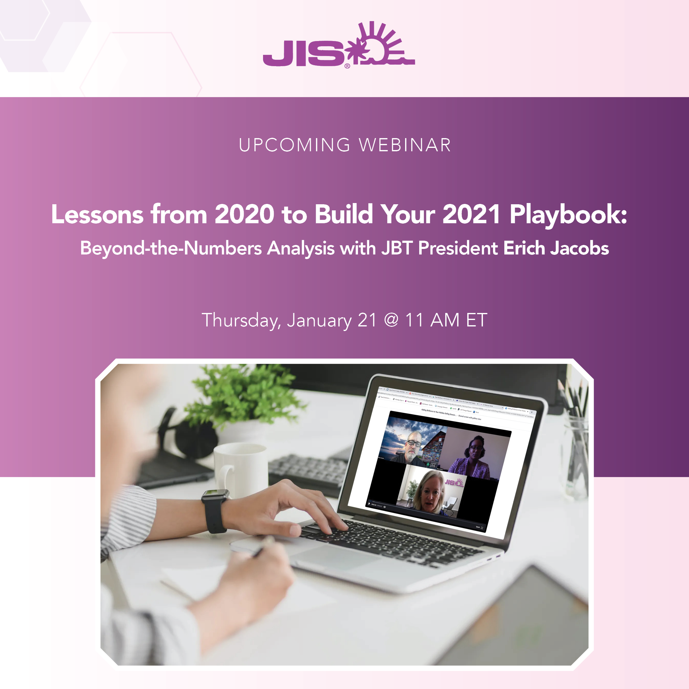 Lessons from 2020 to Build your 2021 Playbook