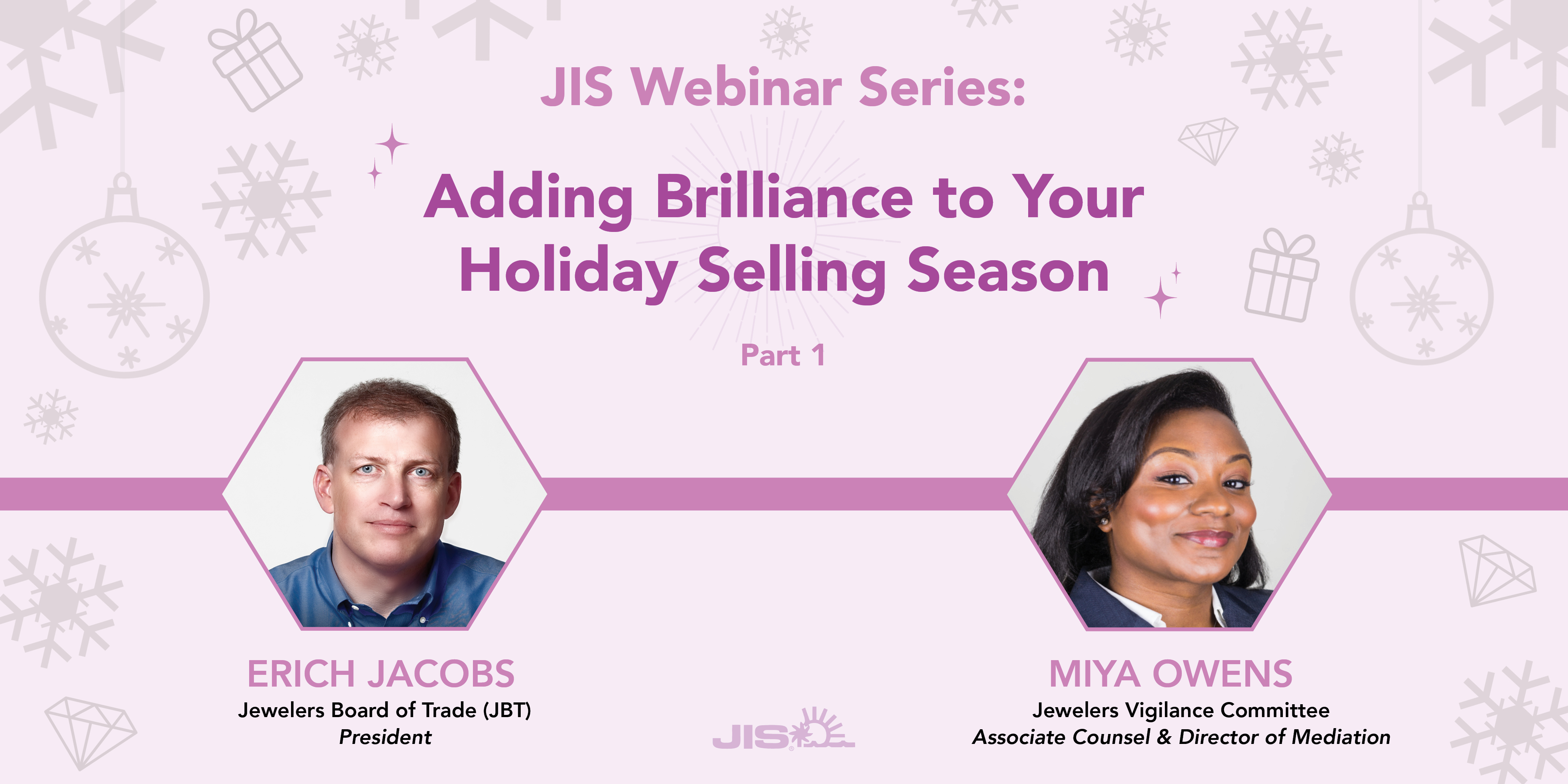 Adding Brilliance To Your Holiday Selling Season: Part 1